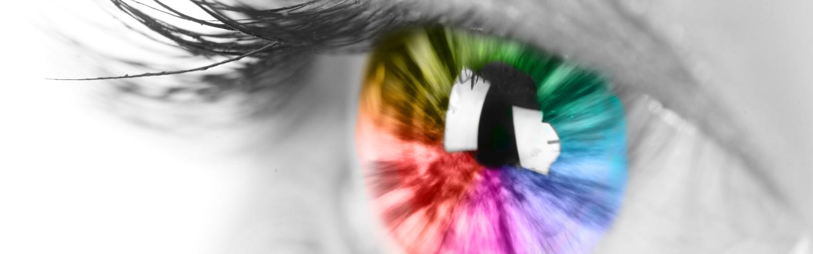 Do colours speak louder than words?