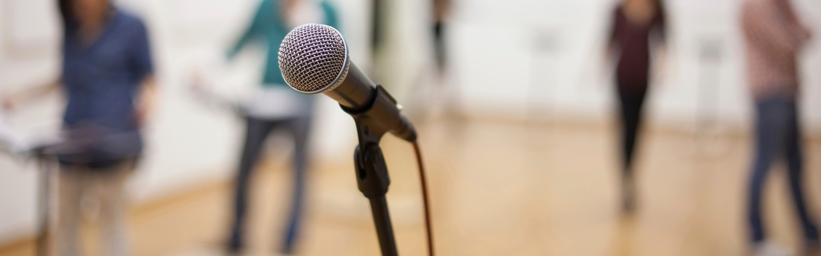 Top tips to present with ease