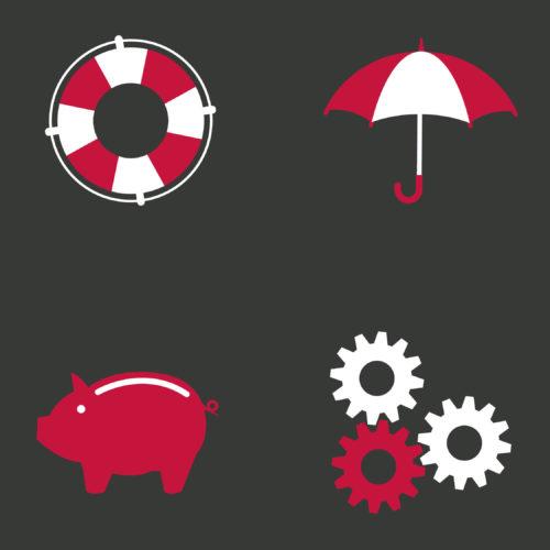 LMA Virtual Academy branding and animated movie, Insurance animation design, Insurance branding and marketing